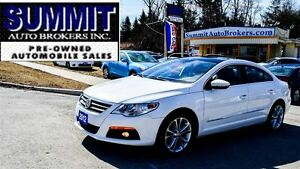 2012 Volkswagen CC SPORTLINE | CAR-PROOF CLEAN | LEATHER | ROOF