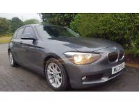 BMW 1 Series 1.6 116d EfficientDynamics 5dr £0 RD TAX NEW SHAPE IMMACULATE