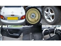 Mazda MX5 (2 series 1999) Parts for sale