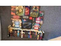 Star Wars novels, illustrated guides,encyclopaedia and annuals