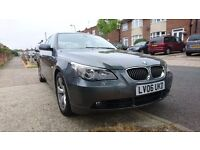 BMW 5 series 525d automatic, low mileage