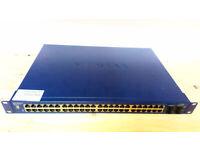 Netgear ProSafe 48 Port Gigabit Stackable Smart Switch GS748TS