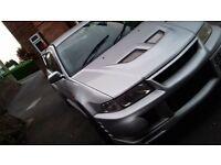 Mitsubishi Evo 6 GSR For Sale Cheep