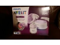 philips avent electric breast pump for sale