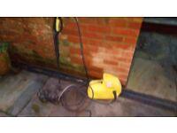 Karcher Pressure Washer - good working order