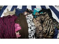 Bundle of ladies clothes mostly 14 & 16