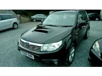 09 Subaru Forester 4WD 5 DOOR 12 Mts Mot leather trim Nice Car Can be seen anytime