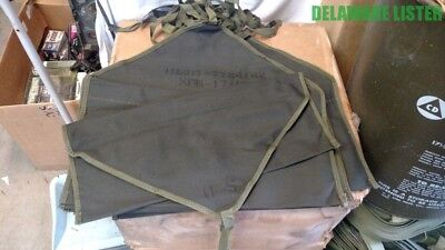 *US Logo Orig. Military Truck Jeep M151 M35 M37 M38 Canvas Tool Wrap/Bag *SALE* for sale  Shipping to United Kingdom