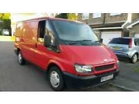 2005 FORD TRANSIT 6 MONTHS MOT LOW MILES PART SERVICE HISTORY