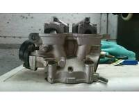 Yz250f cylinder head compleat with cams, valves
