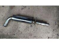 Mk4 Golf Milltek Exhaust Resonated Centre Section - MSVW167