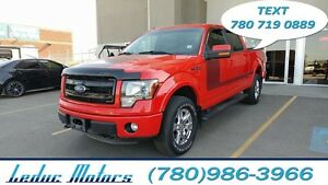 2013 Ford F-150 FX4 LEATHER HEATED SEATS 4X4 TRUCK