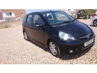 2006 HONDA JAZZ 1.4 PETROL MANUAL 3 MONTHS WARRANTY