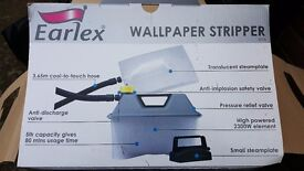 Earlex wallpaper stripper