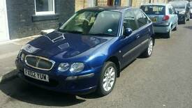 Rover 25 1.4 *Low Miles*MOT May 2018*