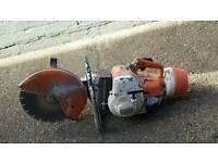 Stihl ts 350 petrol disc cutter