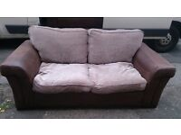 3 seater and 2 seater sofabeds