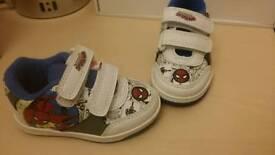 Brand new c4 spiderman trainers