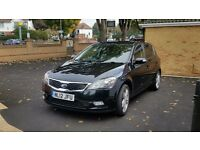 Kia Cee'd 4 CRDi 1.6 Black 5DR Used car £8195 + 8 month MOT & 2 sets of keys
