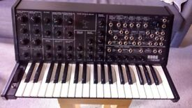 Original Korg Ms20 Analogue Synthesiser