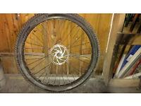 26 inch mountain bike weels tyres Jump Bike