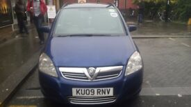 PCO car for sale Vauxhall Zafira 2009 *Excellent Condition