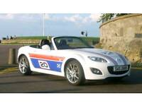 Mazda MX5 20th Anniversary with exceptionally low miles