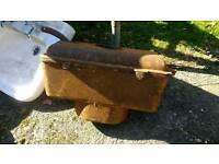 Cadt iron cistern