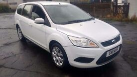 ford focus style tdci turbo diesel estate 2011 11 plate £30 a year road tax