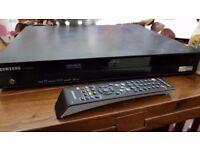 Samsung DVD-SH855M DVD Recorder 250GB freeview HDMI