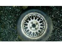 Bmw e30 bbs alloy wheel