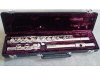 Flute (Buffet Crampon Cooper Paris)
