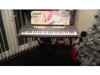 Yamaha keyboard ez 200