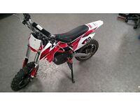 Xtreme 36 500w XTM Dirt Bike for kids - Red