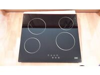 Cooke and Lewis Ceramic Hob