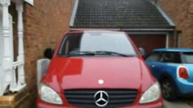 Mercedes vito crew van good condition