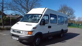 Iveco daily minibus 1 owner 64,000 miles