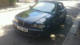 BMW e46 msport convertible 2.2 auto (face-lift)