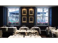 Commis Waiter- Chelsea Italian restaurant