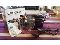 Crock-pot unused
