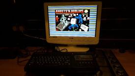 128K Sinclair ZX Spectrum +2 (Black)