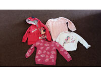 Girls jumpers 2-3 years