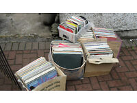 100's of LP'S and Singles Job Lot