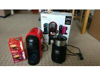 Lavazza amodo mio minu coffee espresso machine and milk frother