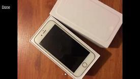 iPhone 6 16gb EE network fingerprint scanner faulty