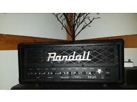 Randall valve guitar amp head 25 watt