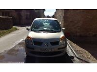 Genuine low milage Renault Modus 1.6 auto For Sale