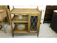 "Wood Brothers ""Old Charm"" Drinks Trolley"