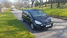 Taxi for sale gedling Ford S-MAX 2.0 Diesel eco Gedling plated 6month