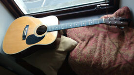 second hand cheap western guitar in good condition